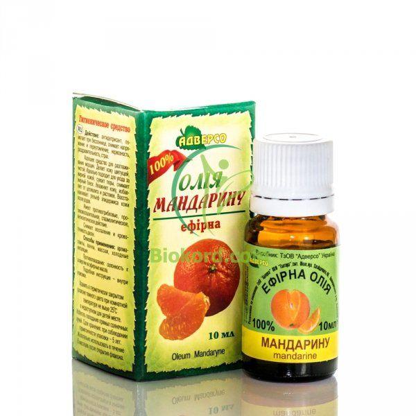Olejek Mandarynkowy (Mandarynka), 100% Naturalny Adverso