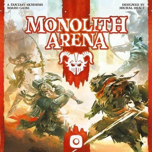 Gra Monolith Arena