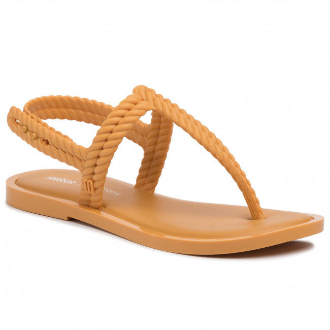 Sandały MELISSA - Flash Sandal + Salinas 32630 Yellow 50606