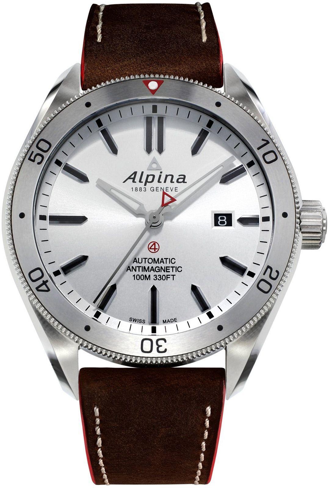 Alpina AL-525SS5AQ6 > Wysyłka tego samego dnia Grawer 0zł Darmowa dostawa Kurierem/Inpost Darmowy zwrot przez 100 DNI