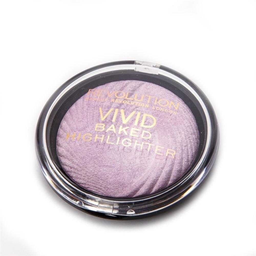 Makeup Revolution Highlighter rozświetlacz Pink Lights