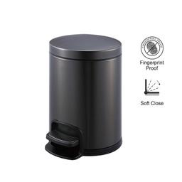 Stella 20.20105-B Kosz na śmieci 5L Premium czarny