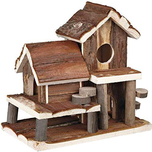Trixie Natural Living domek dla ptaków, 25 x 24 x 16 cm