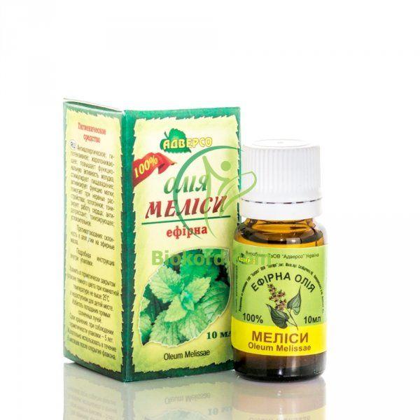 Olejek Melisowy, 100% Naturalny Adverso