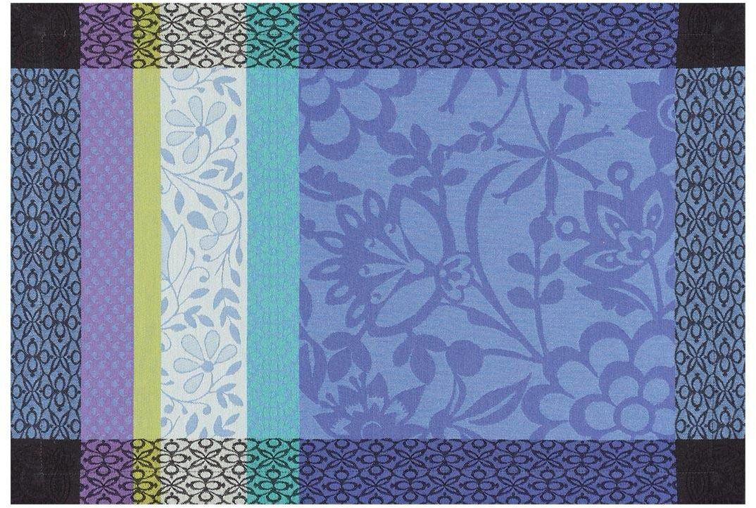 Podkładka żakardowa na stół Le Jacquard Fran ais Provence Lavender Blue
