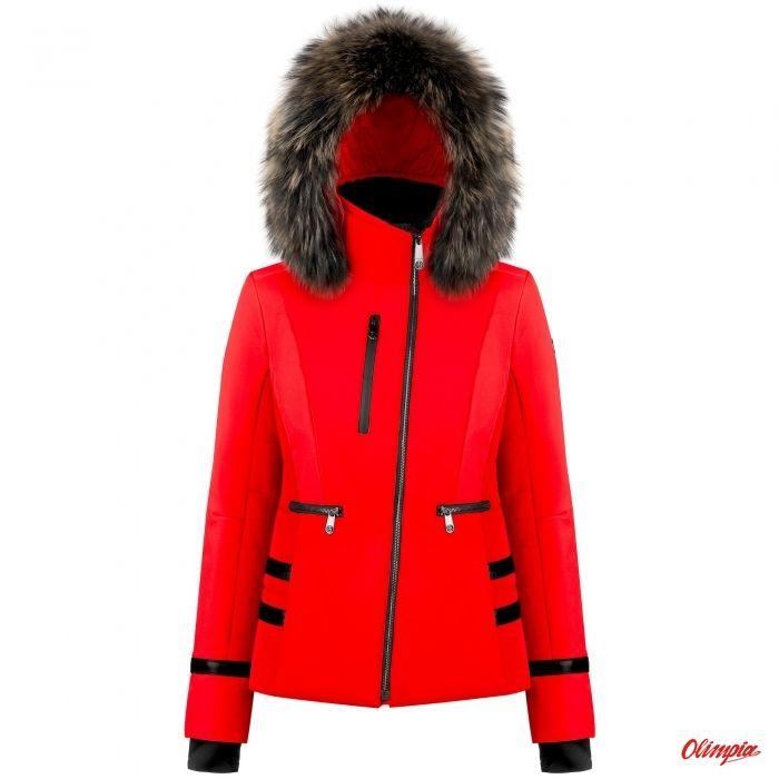 Kurtka narciarska Poivre Blanc Stretch Ski Jacket 279525 scarlet red