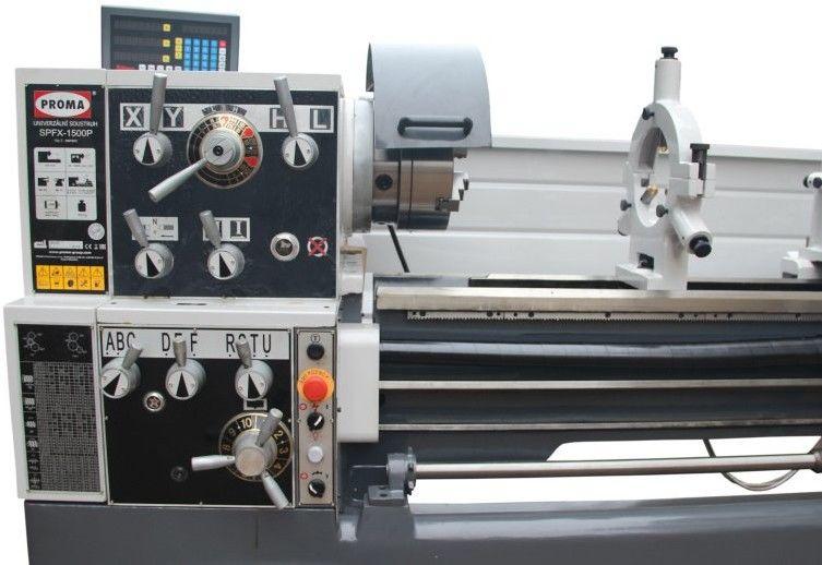 Tokarka uniwersalna z odczytem cyfrowym Proma SPFX-1000P 5,5kW