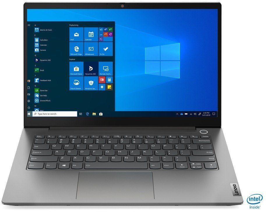 Lenovo Laptop ThinkBook 14 G2 20VD0009PB W10Pro i3-1115G4/8GB/256GB/INT/14.0 FHD/1YR CI