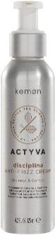 Kemon Actyva Disciplina Anti-Frizz Cream Krem Przeciw Puszeniu Włosów 125ml