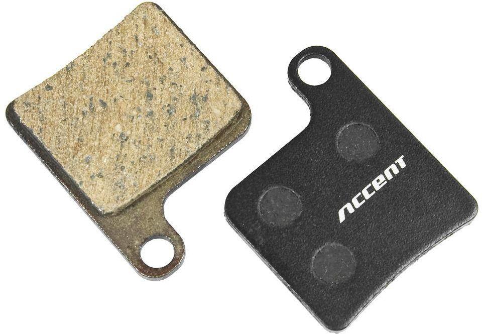 Okładziny/Klocki hamulcowe Accnt Giant MPH ''01-''05 półmetalowe