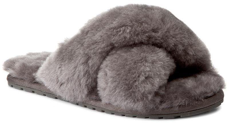 EMU Australia Kapcie Mayberry W11573 Szary