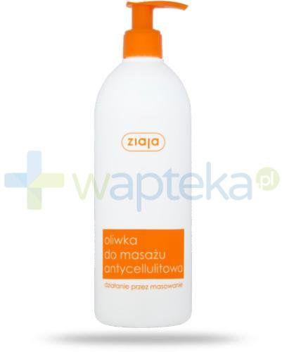Ziaja Oliwka do masażu antycellulitowa 500 ml