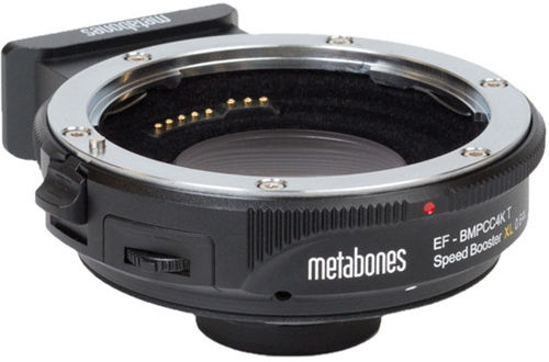 Metabones Canon EF do BMPCC4K T Speed Booster XL 0.64x (MB_SPEF-M43-BT9) Metabones MB_SPEF-M43-BT9