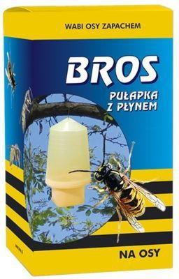 BROS Pułapka z płynem na osy i muchy