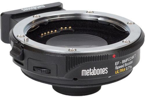 Metabones Canon EF do BMPCC4K T Speed Booster ULTRA 0.71x (MB_SPEF-M43-BT8) Metabones MB_SPEF-M43-BT8