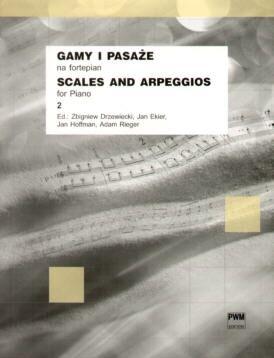 PWM Drzewiecki Zbigniew - Gamy i pasaże na fortepian, z. 2