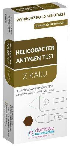 Test z kału do wykrywania bakterii Helicobacter Antygen Hydrex