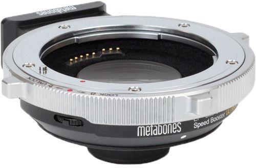 Metabones Canon EF do BMPCC4K T CINE Speed Booster ULTRA 0.71x (MB_SPEF-M43-BTA) Metabones MB_SPEF-M43-BTA