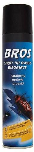 BROS Spray na owady biegające 300 ml
