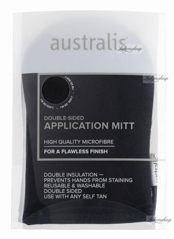 Australis - Double Sided Application Mitt - Dwustronna rękawica do aplikacji samoopalacza
