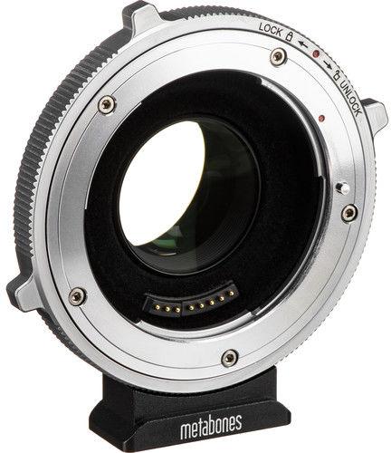 Metabones Canon EF do BMPCC4K T CINE Speed Booster XL 0.64x (MB_SPEF-M43-BTB) Metabones MB_SPEF-M43-BTB