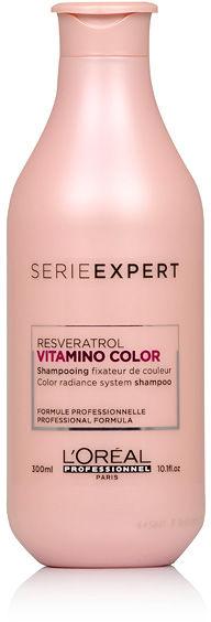 Loreal Vitamino Color Resveratrol Szampon do włosów koloryzowanych 300 ml