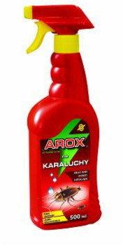 Płyn na karaluchy i roztocza 500 ml