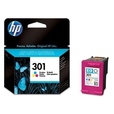 Tusz Oryginalny HP 301 (CH562EE) (Kolorowy) - DARMOWA DOSTAWA w 24h
