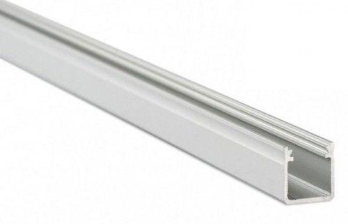 PROFIL nawierzchniowy srebrny anodowany typ Y - 1 metr