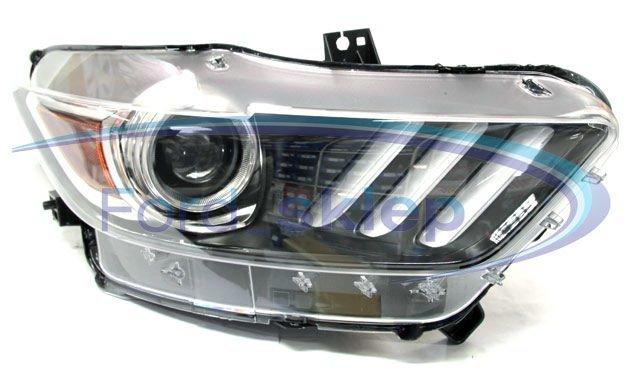 reflektor ksenonowy Ford Mustang 2015 EU - oryginał Ford