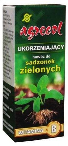 Nawóz ukorzeniający do sadzonek zielonych Agrecol 30 ml