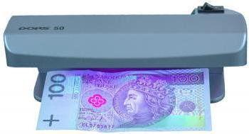 Tester banknotów Dors 50