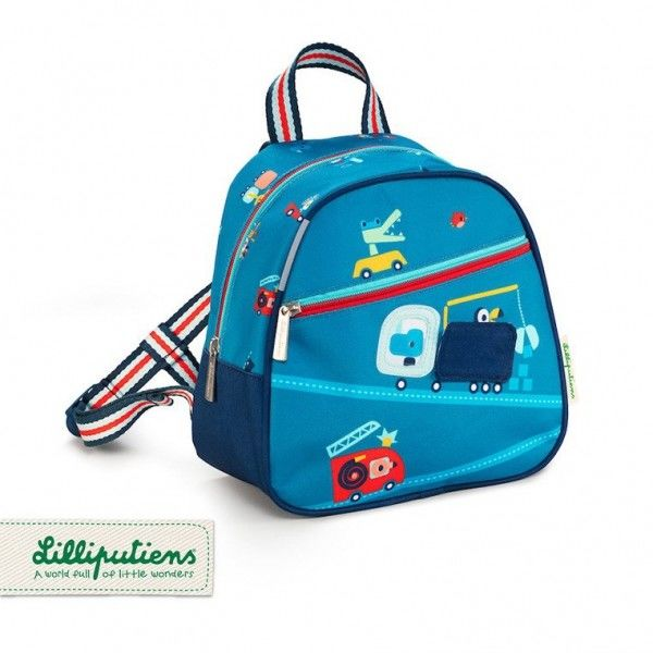 Lilliputiens - Plecak Przyjaciele w Podróży