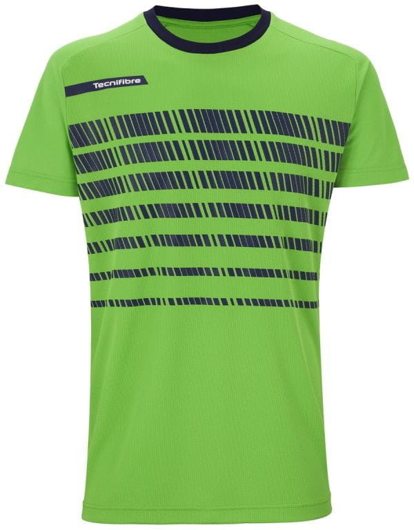 Tecnifibre F2 T-Shirt Jr - green/navy