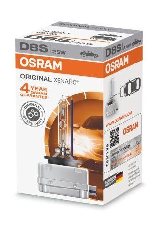 żarówka ksenonowa D8S - Osram 66848 XENARC ORGINAL