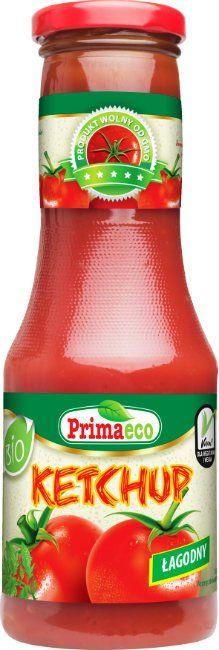 Ketchup Łagodny 315g - Primaeco