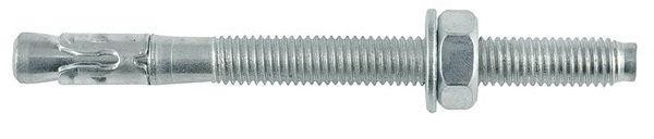 Kotwa stalowa - Pierścieniowa śruba rozporowa M8 x 80
