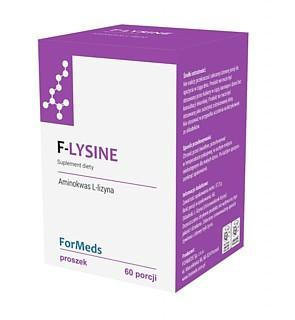 F-LYSINE 60porcji Lizyna