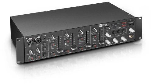 LD Systems ZONE 423 2-strefowy mikser 19, 2U