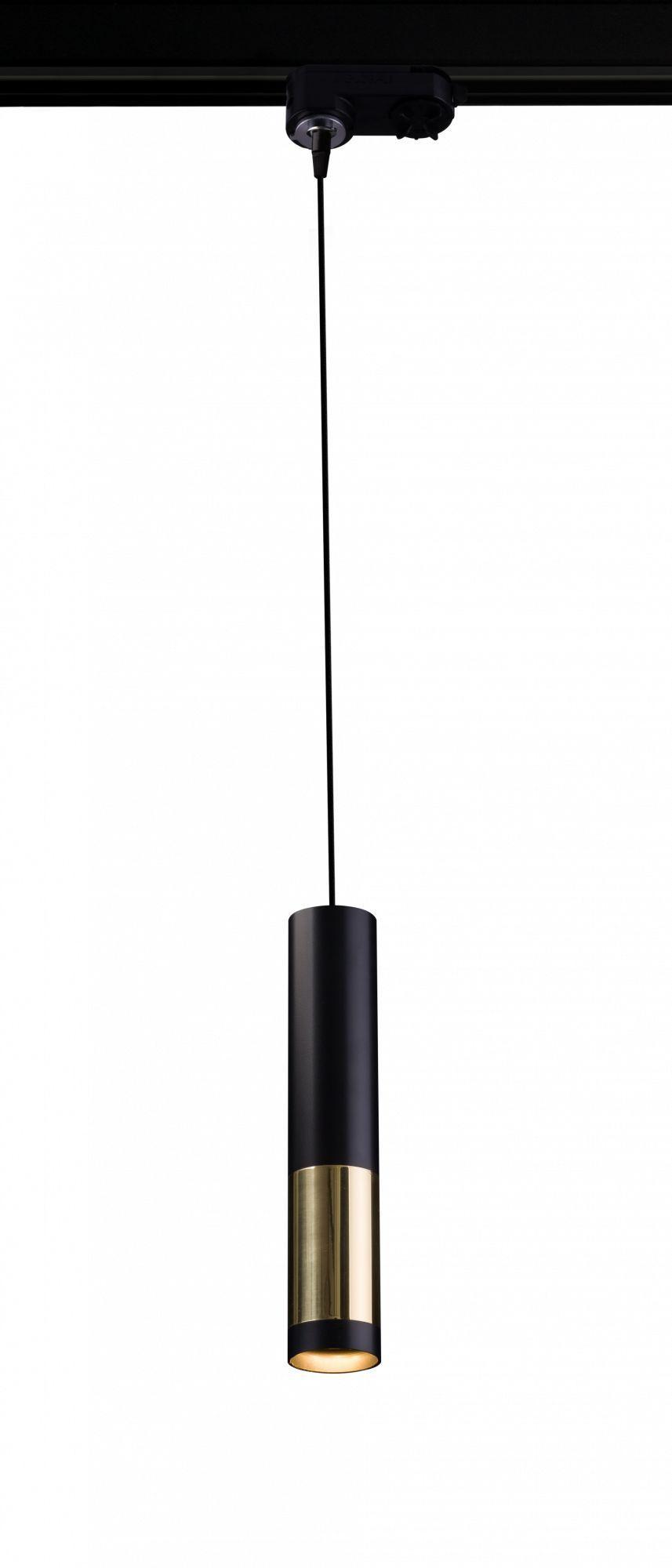 Lampa wisząca na szynoprzewód Kavos Amplex minimalistyczna oprawa w stylu design