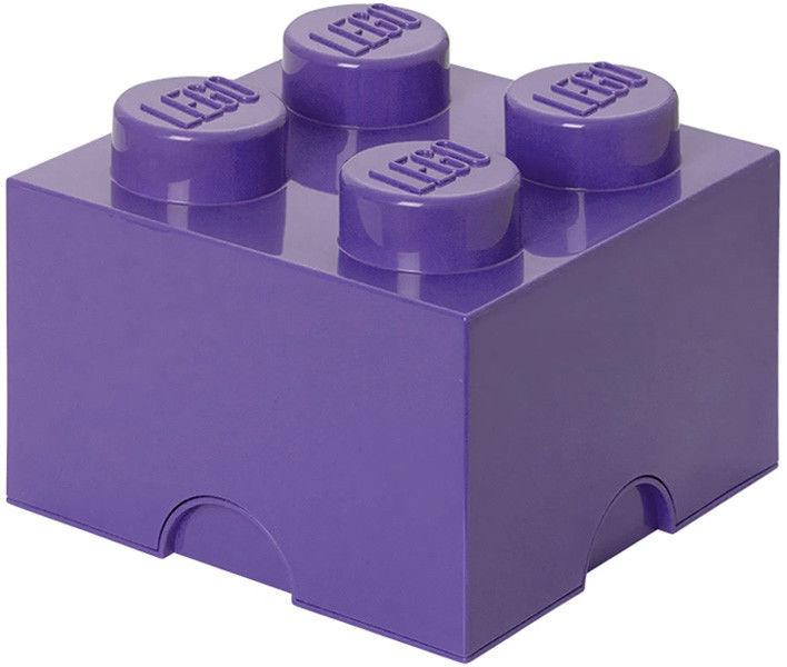 Pojemnik LEGO 4 fioletowy 40031749