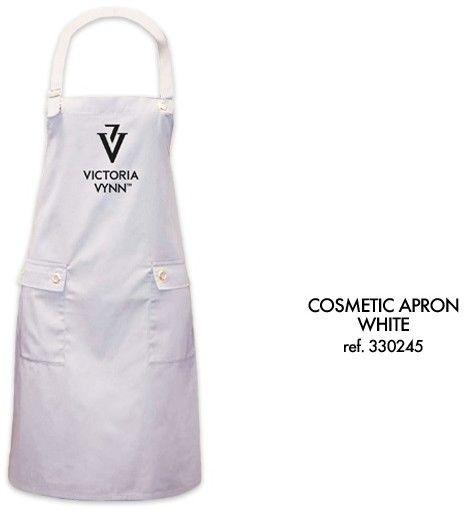 Fartuch Kosmetyczny Biały Victoria Vynn