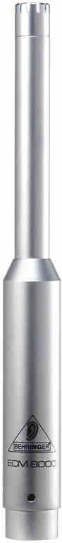 Behringer ECM8000 - pojemnościowy mikrofon pomiarowy