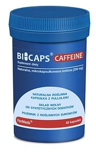 Bicaps Caffeine 60kaps.