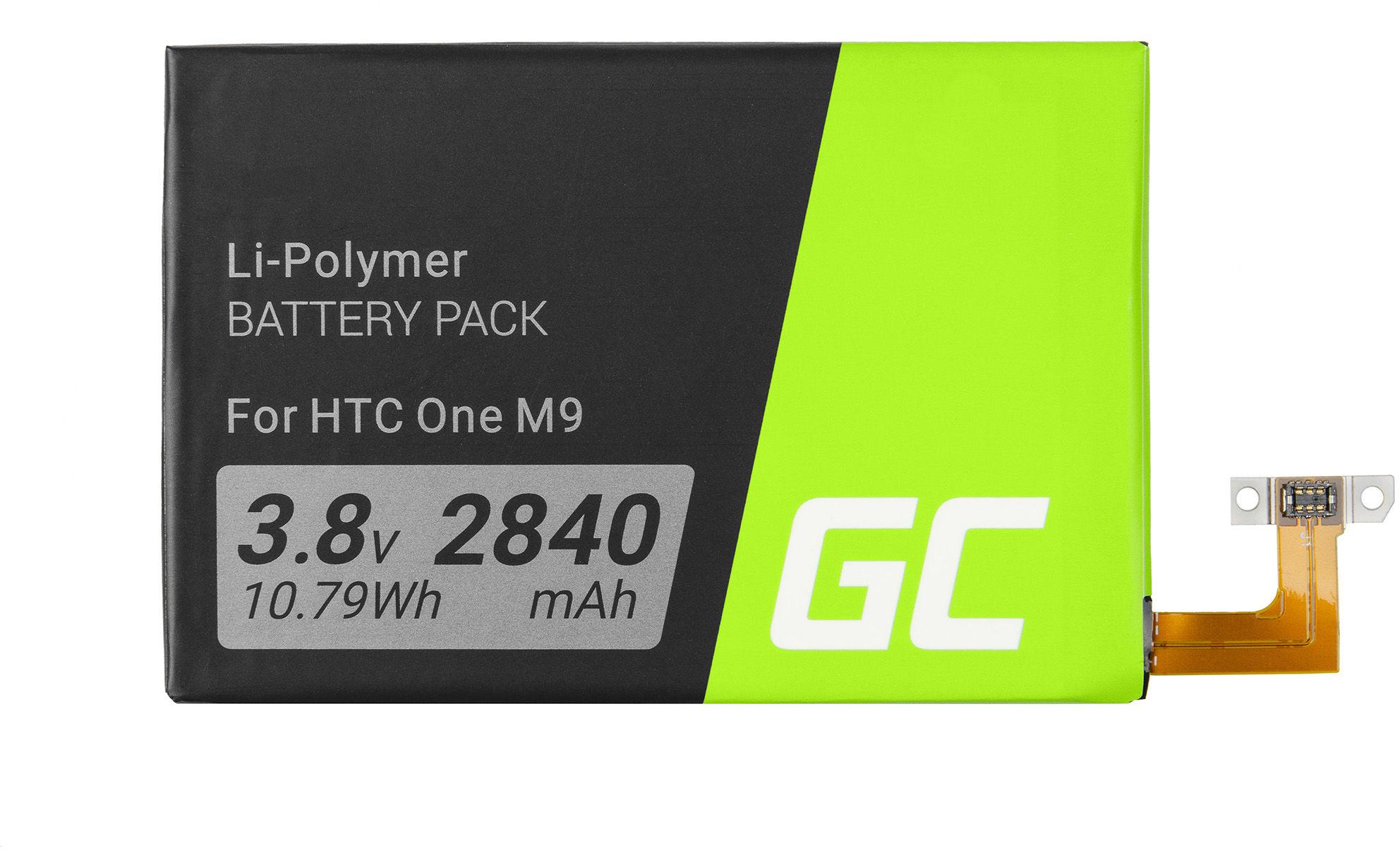 Bateria Green Cell B0PGE100 do telefonu HTC One M9 S9