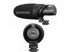 Mikrofon pojemnościowy Saramonic CamMic+