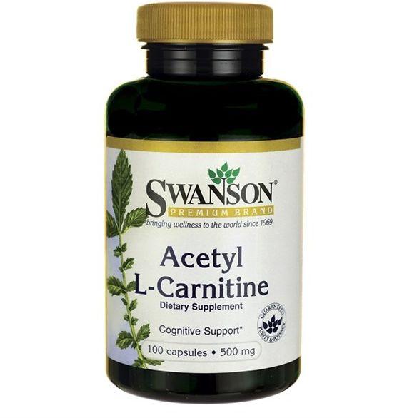 Acetyl L-Carnitine 100kap