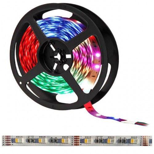 Taśma LED RGBNW 24V 300SMD5050 IP20 RGB + biała dzienna - 1 metr