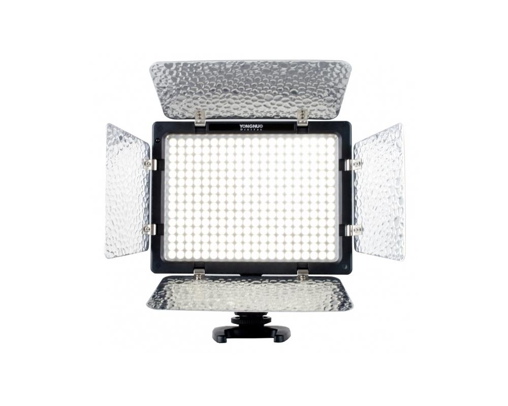Yongnuo YN300III - lampa diodowa LED / temp. barwowa 3200-5500K Yongnuo YN300III
