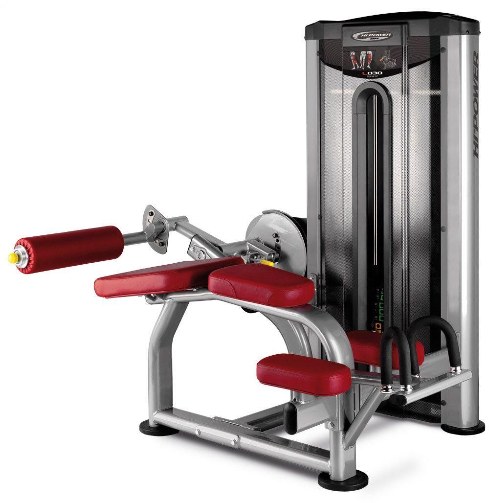 Maszyna do ćwiczeń mięśni nóg Lying Leg Curl L030 BH Fitness